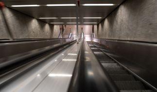 Bei einem Unfall in Istanbul geriet ein Mann unter eine Rolltreppe (Symbolbild). (Foto)