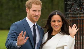 Prinz Harry und Meghan Markle werden am 19. Mai 2018 den Bund fürs Leben schließen. (Foto)