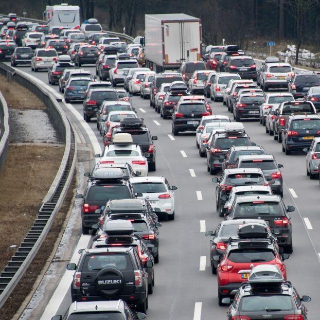 Volle Autobahnen! Hier staut es sich zu Ostern (Foto)