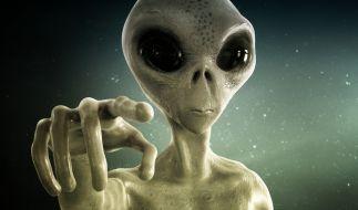 Leben Aliens auf dem Mond? (Foto)
