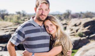Bauer Gerald und seine Anna halten auch in schweren Zeiten zusammen. (Foto)