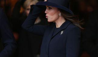 Die Geburt von Kate Middletons drittem Kind steht kurz bevor. (Foto)