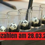 Lotto am Mittwoch mit Quoten + Gewinnzahlen für 4 Millionen Euro (Foto)