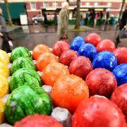 Keimbelastet! Wie gut sind bunte Ostereier aus dem Supermarkt? (Foto)
