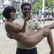 Richtig hart! DAS steckt hinter den Nacktbildern (Foto)