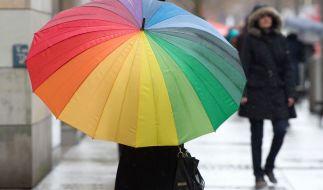 Erwartet uns in diesem Jahr typisches Aprilwetter? (Foto)