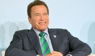 Hollywoodlegenede Arnold Schwarzenegger musste sich offenbar einer Operation am Herzen unterziehen. (Foto)