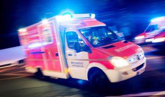 Eine Seniorin löste in Kiel einen Rettungseinsatz aus. (Symbolbild) (Foto)