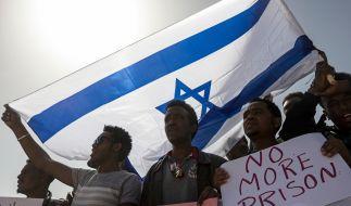 Deutschland muss Flüchtlinge aus Israel aufnehmen. (Foto)