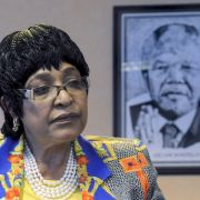 Winnie Mandela, südafrikanische Politikerin (26.09.1936 - 02.04.2018)