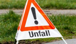 Unfallstelle (Symbolfoto) (Foto)