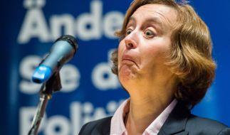 Beatrix von Storch hat den VfL Osnabrück beschimpft. (Foto)