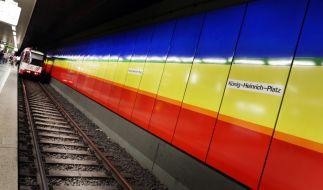 In Duisburg wurden beim Zusammenstoß zweier U-Bahnen 35 Menschen verletzt (Symbolbild). (Foto)