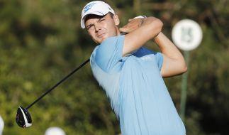 Der deutsche Golfer Martin Kaymer geht bei den Golf Masters in Augusta 2018 an den Start. (Foto)
