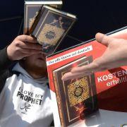 Extremer Anstieg! Zahl der Salafisten hat sich verdoppelt (Foto)