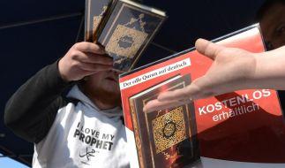 Die Zahl der Salafisten in Deutschland ist auf Rekordhoch. (Foto)