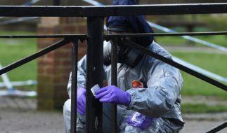 Britische Experten haben einem Medienbericht zufolge das russische Labor identifiziert, aus dem das Gift für den Anschlag auf den Ex-Doppelagenten Sergej Skripal stammen soll. (Foto)