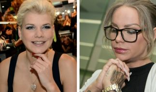 Melanie Müller und Gina-Lisa Lohfink liefern sich einen Zicken-Krieg. (Foto)