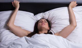 Studien haben enthüllt, in welchem Alter Frauen den perfekten Orgasmus erleben (Symbolbild). (Foto)