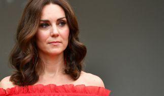 Ist die Gesundheit von Kate Middleton ernsthaft gefährdet? (Foto)