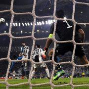 Fußballwelt verneigt sich vor CR7-Fallrückzieher - nur ER lästert! (Foto)