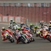 Motorrad-WM live sehen mit Moto2 und Moto3 (Foto)