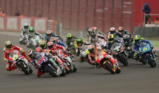MotoGP, Moto2 und Moto3 machen am Wochenende Station in Italien. (Foto)