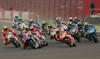 MotoGP, Moto2 und Moto3 machen am Wochenende Station in San Marino. (Foto)
