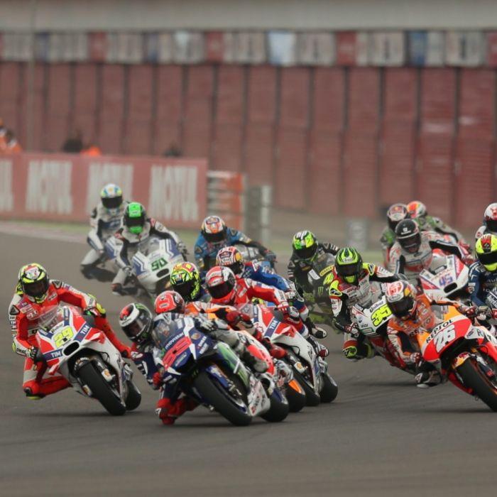 Finales Rennen der Motorrad-WM heute live aus Spanien (Foto)