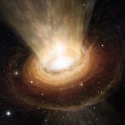 Schock! Tausende Schwarze Löcher lauern in der Galaxie (Foto)