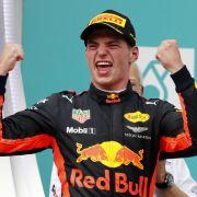 Max VERSTAPPEN (Niederlande) - Team: Red Bull - Startnummer: 33