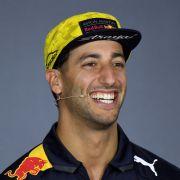 Daniel RICCIARDO (Australien) - Team: Red Bull - Startnummer: 3