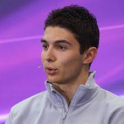 Esteban OCON (Frankreich) - Team: Force India - Startnummer: 31