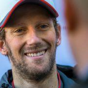 Romain GROSJEAN (Frankreich) - Team: Haas - Startnummer: 8