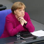 Umfrage-Schock für Angela Merkel - Kanzlerin unbeliebter denn je (Foto)
