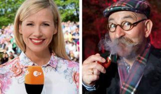Andrea Kiewel und Horst Lichter buhlen um denselben Sendeplatz am Sonntag. (Foto)