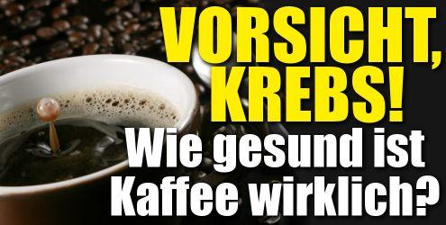 Kaffee gesund oder schädlich?