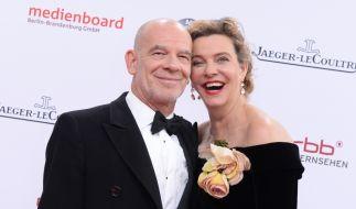 Nach 25 gemeinsamen Jahren gehen Schauspielerin Margarita Broich und ihr Partner Martin Wuttke getrennte Wege. (Foto)