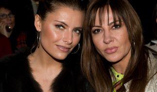 Sophia und Simone Thomalla müssen einen Todesfall in der Familie verkraften. (Foto)