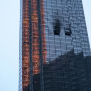 Ein Toter nach Brand im New Yorker Trump Tower (Foto)