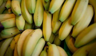 Bananen als schnelles Frühstück? Keine gute Idee, wenn man Ernährungsexperten Glauben schenken mag. (Foto)