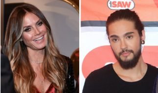 Turteln sich aktuell durch Mexiko: Heidi Klum (44) und Tom Kaulitz (28). (Foto)