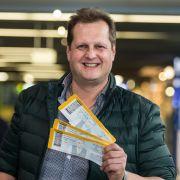 Malle-Jens stinksauer! Fan beleidigt seine Kinder (Foto)