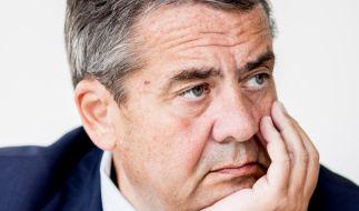 Gabriel kritisiert die Volksferne der Politiker. (Foto)