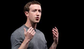 Facebook-Chef Mark Zuckerberg muss vor dem US-Kongress Rede und Antwort stehen. (Foto)