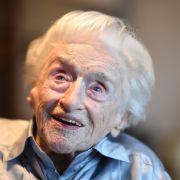 Älteste Deutsche stirbt mit 112 Jahren (Foto)