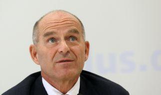Tengelmann-Chef Karl-Erivan Haub gilt seit Samstag als vermisst. (Foto)