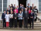 Das Regierungskabinett steckte in Meseberg eine gemeinsame Linie ab. (Foto)