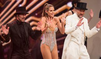 """Wer """"Germany's Next Topmodel"""" 2018 wird, entscheidet sich bei Thomas Hayo, Heidi Klum und Michael Michalsky am 24. Mai im spannenden Finale der 13. Staffel. (Foto)"""