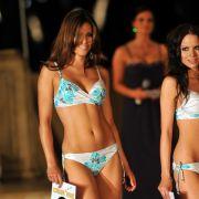 """Bei der Wahl zur """"Miss WM"""" wurde Katerina Giannoglou Zweite. (Foto)"""